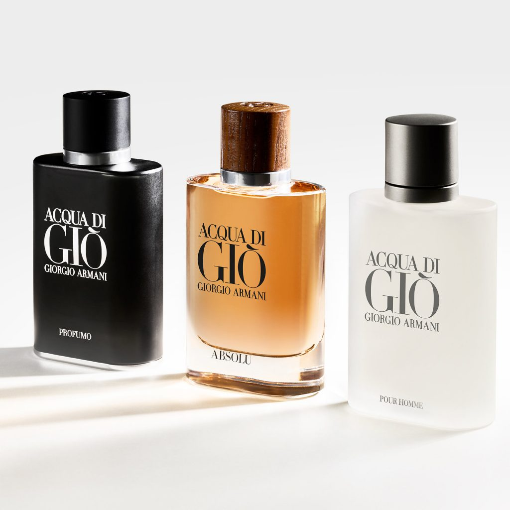 Giorgioarmani ( جورجیو آرمانی ) عطری شیرین ، گرم و مرموز
