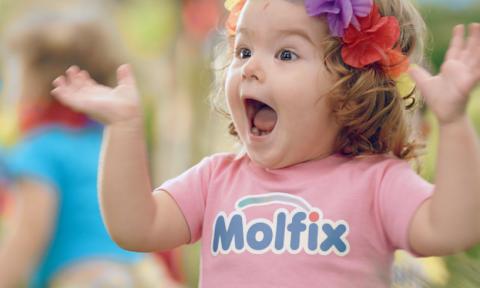 پوشک کودک و نوزاد مولفیکس - molfix - خرید انواع پوشک از سایت رزنا