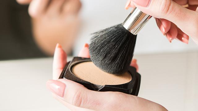 Face powder (پودر صورت)