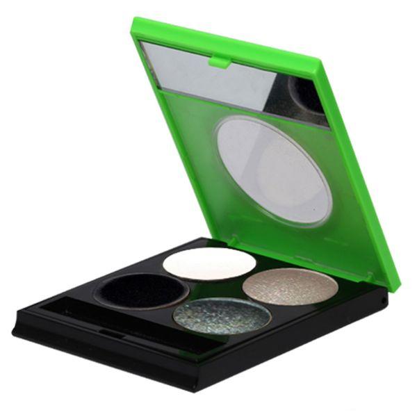 سایه چشم کالیستا مدل Quattro Eye Design شماره E21
