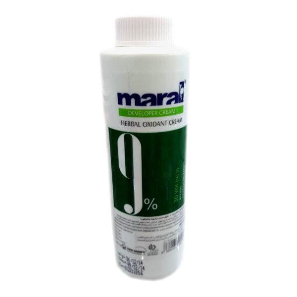 اکسیدان مارال مدل 30Vol نه درصدی حجم 150 میلی لیتر