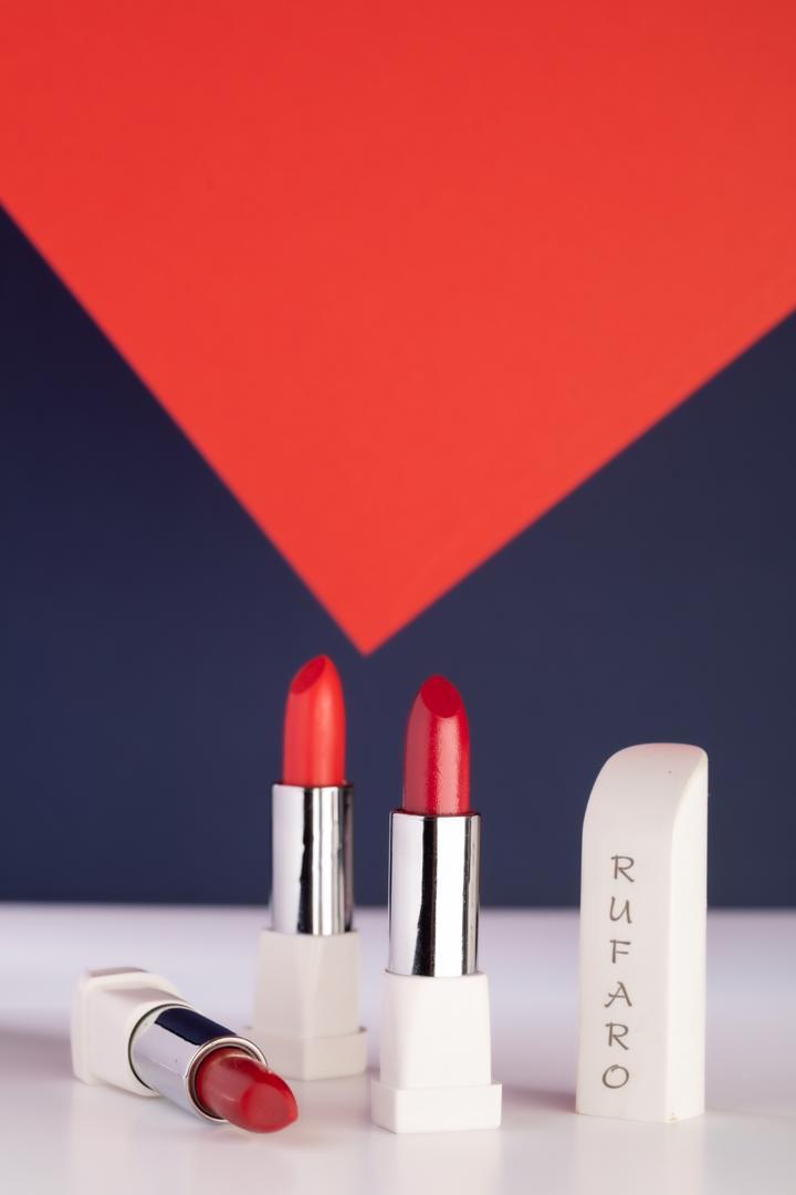 رژلب جامد روفارو پک شیش تایی شامل تمامی رنگها